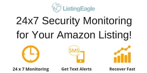 24x7 Security Monitoring for Your Amazon Listing!